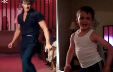 Play Kid Nails 'Dirty Dancing' Moves Free Online