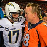 Chargers, Broncos meet for 1st place