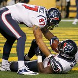 Texans lead Steelers 10-0 in 2nd quarter