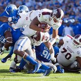 Top-ranked Bulldogs hold off Kentucky