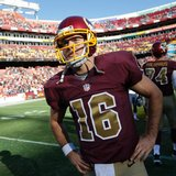 Redskins to start QB McCoy over Griffin