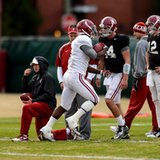 Alabama leads unchanged playoff rankings