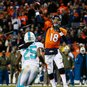 Manning, Anderson rally Broncos by Miami