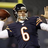 Reports: Bears to bench Cutler vs. Lions