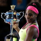 Serena wins sixth Australian Open title