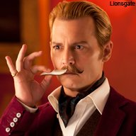 In Theaters Now: 'Mortdecai'