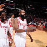 James misses FTs, Rockets top Cavs in OT