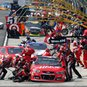 NASCAR blasted for disputed officiating