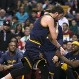 Cavaliers' Love likely done for playoffs