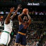 Cavs lose Love to injury, sweep Celtics