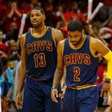 Irving skips shootaround, may sit Game 2