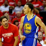 Warriors go for sweep against Rockets