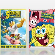 Get Both 'SpongeBob' Films Now
