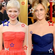 Free Stars: Michelle, Drew & More