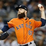 Keuchel, Astros beat Yankees in AL wild-card game