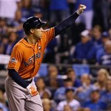 McHugh pitches Astros to 5-2 win over Royals to open ALDS