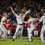 Scherzer throws his 2nd no-hitter this year, Nats sweep Mets