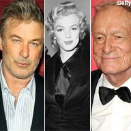 Baldwin, Monroe, Hefner & More