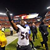 Ravens return blocked field goal on last play, stun Browns