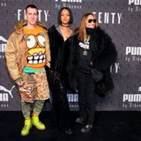 Rihanna hits the runway _ this time, as designer
