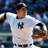 Yankees' Tanaka gets through mound session problem-free