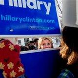 Clinton seeks to cut into Sanders' New Hampshire advantage