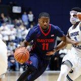 Davis helps No. 19 Dayton beat Rhode Island 68-66