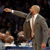 Knicks fire coach Derek Fisher; Rambis interim head coach