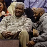 The Latest: Oscar Robertson honored at Legends Brunch