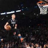 Zach LaVine wins dunk thriller to cap All-Star Saturday