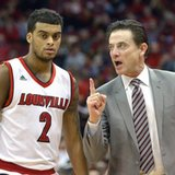 Louisville's Pitino: Fine schools, coaches for violations