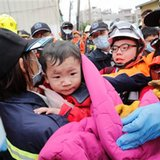 7 dead, hundreds rescued and injured as quake rattles Taiwan