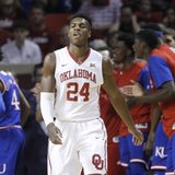 Graham's 27 lead No. 6 Kansas past No. 3 Oklahoma 76-72