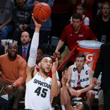 Denzel Valentine-led No. 8 Michigan State tops Indiana 88-69