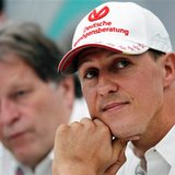 Montezemolo expresses sadness over Schumacher's health