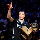 LaVine exits All-Star stage for Kobe and the NBA's best