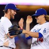 Kershaw tosses 2-hitter in Dodgers' 1-0 win over Reds