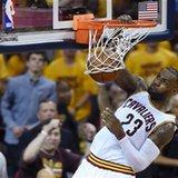LeBron, Love power Cavaliers to 116-78 romp over Raptors