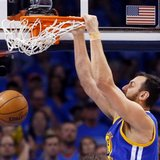 Thompson's 41 points, 11 3s save Golden State's season