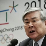South Korean 2018 Olympic chief quits over company trouble
