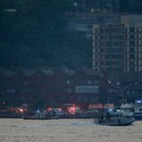 Small WWII-era plane crashes in Hudson River; body recovered