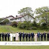 Key issues at G-7: Global economy, terrorism, women
