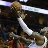 Cavaliers not crying foul over LeBron's lack of free throws