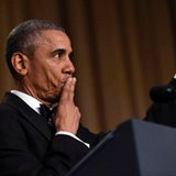 Obama out: President takes last shots at official Washington