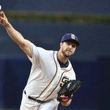Padres' Colin Rea loses no-hit bid in 7th vs Mets
