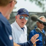 Cowboys mostly mum on McClain, who hasn't reported to camp