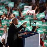 The Latest: NJ's Booker says he prays for Trump