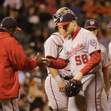 Nationals hold off Giants' rally in 9th in 4-2 win