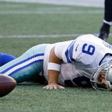 Tony Romo out with another back injury, no word on return