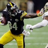 AP source: Steelers restructure deal for Antonio Brown
